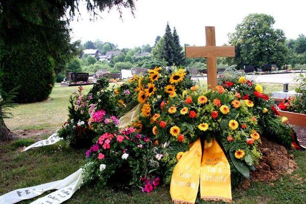 Ihr Grab