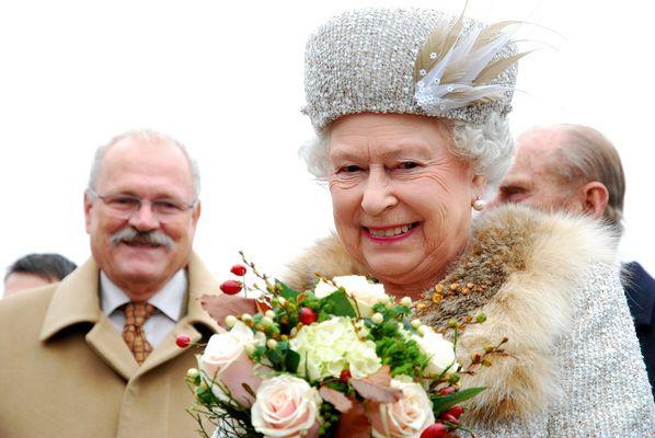 Ihre Majestät, die Queen Elizabeth II.