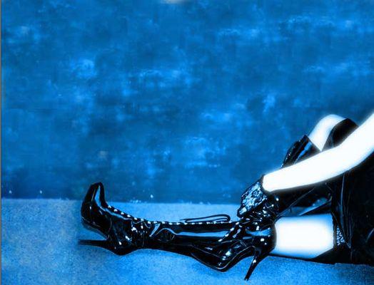 Ihre neuen Stiefel