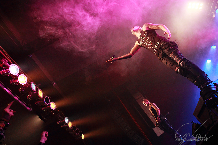 II Lord Of The Lost @ Live Music Hall, Köln 24.04.2014