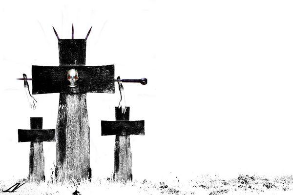 III Ebene IV - Death of a clown III