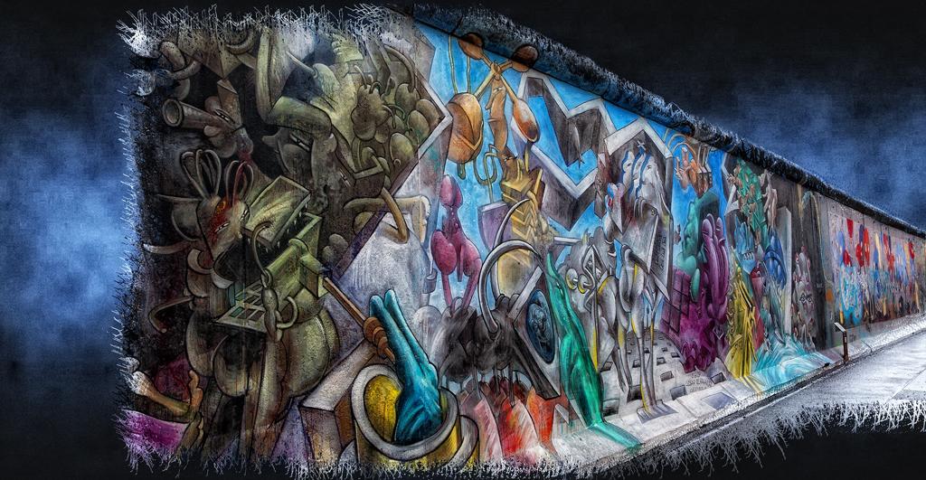 III Ebene IV - Eastsidegallery - Underground # 22 III