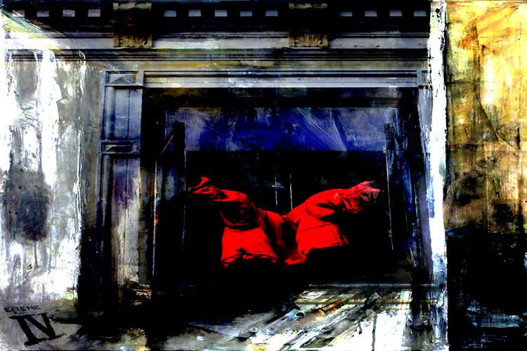 III Ebene IV - Flying soul III