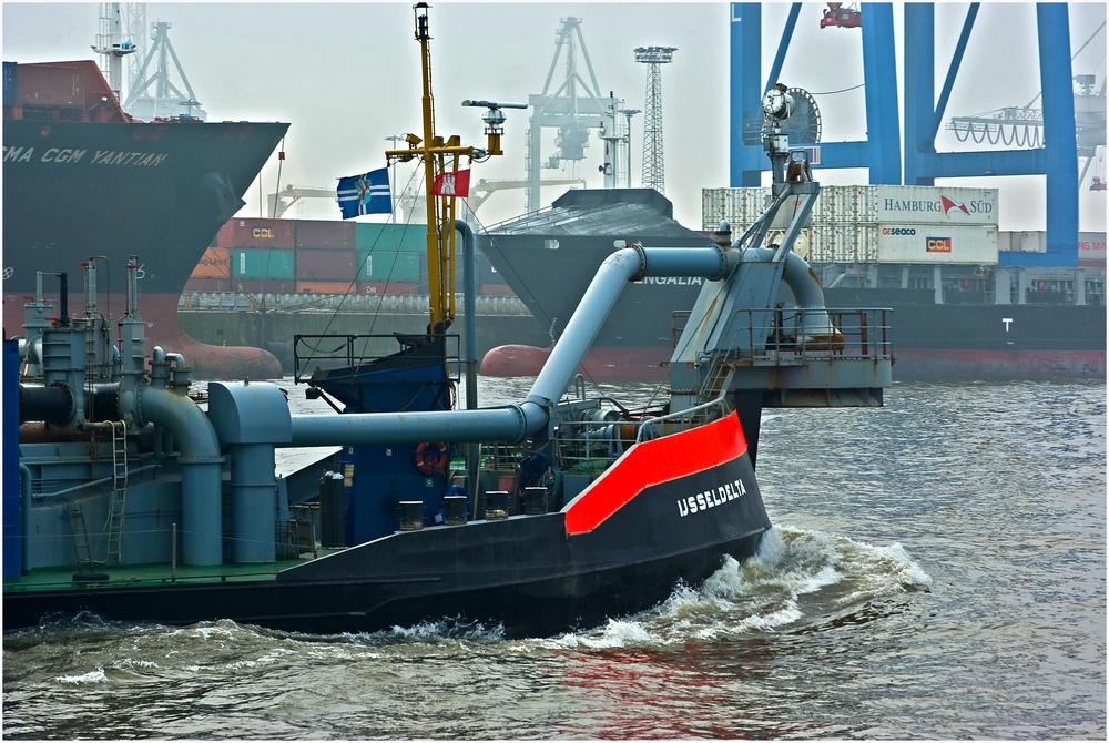 IJsseldelta ...