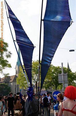 Ikarus at Street Parade Zürich