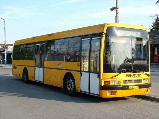 Ikarus E94 Regional Autobus aus Ungarn, Budapest