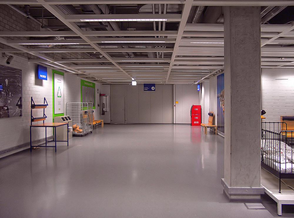 IKEA Interieur