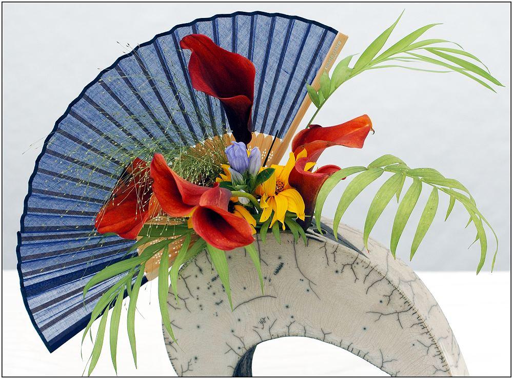 ... Ikebana ...