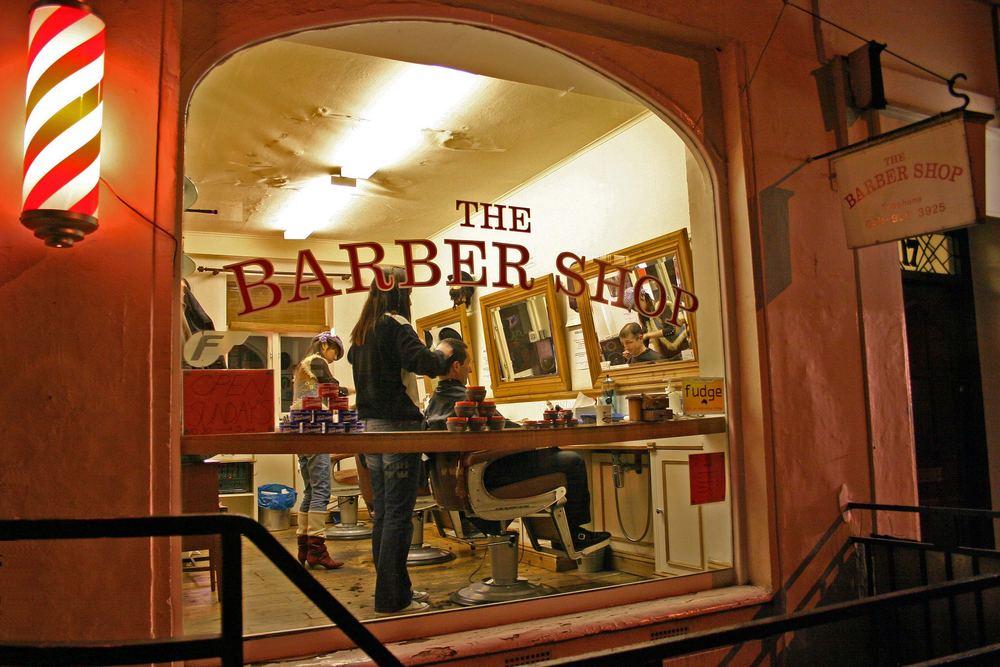 Il barbiere ...