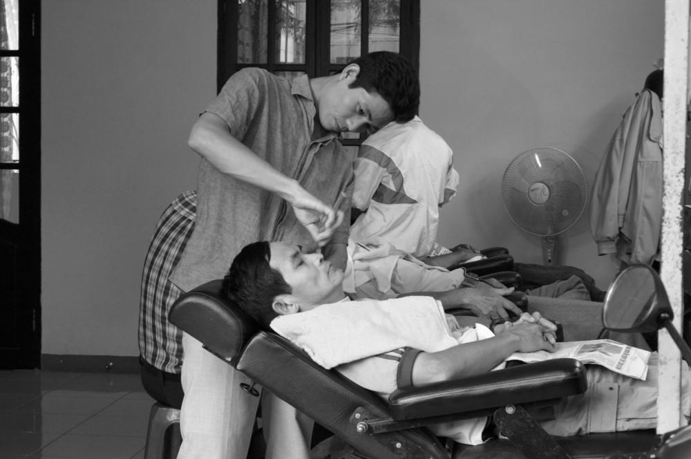 il barbiere di Saigon