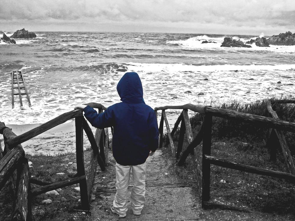 Il bimbo e il mare