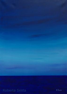 Il blu dell'infinito