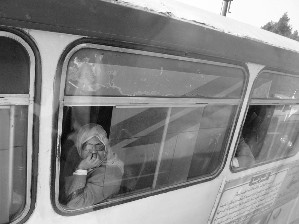 Il Cairo - Autobus