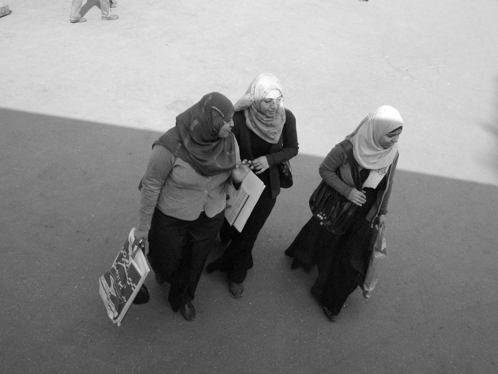 Il Cairo - Donne emancipate