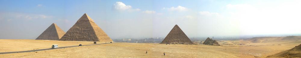 Il Cairo - Piramidi