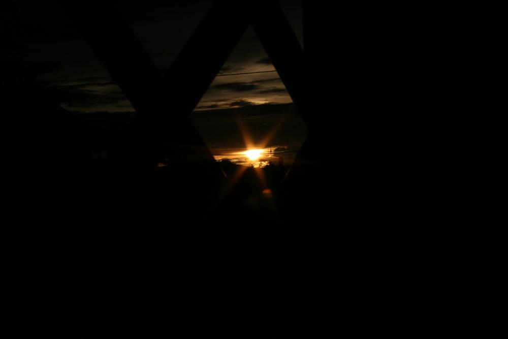 ..Il calore di un tramonto..
