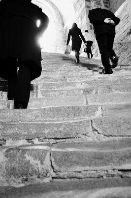 """""""Il cammino"""" di Diego Barbieri"""