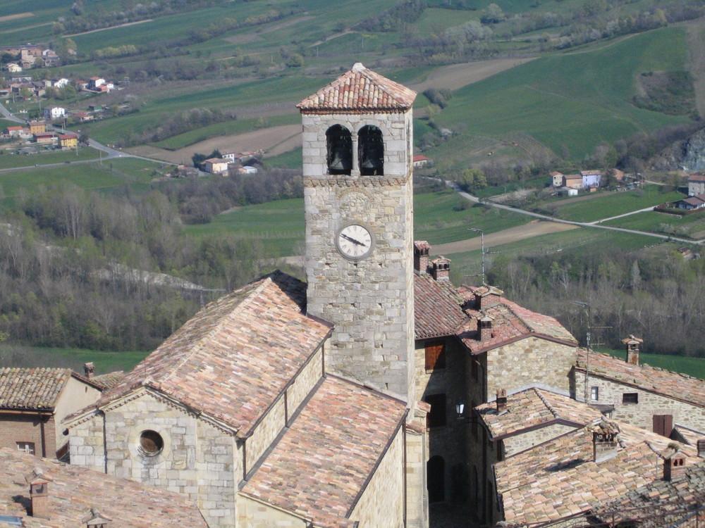 il campanile di campagna