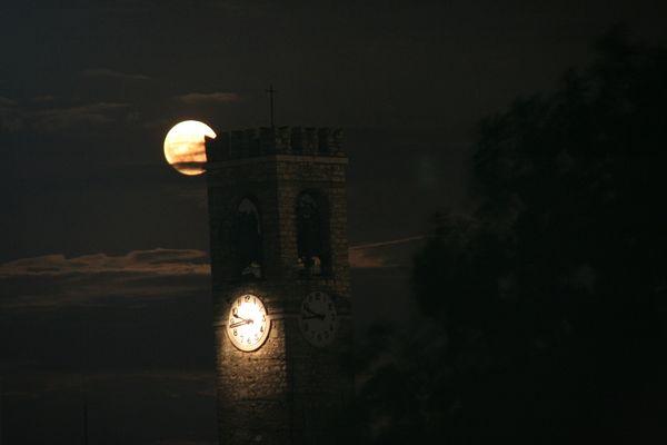 il campanile e la sua anima celeste