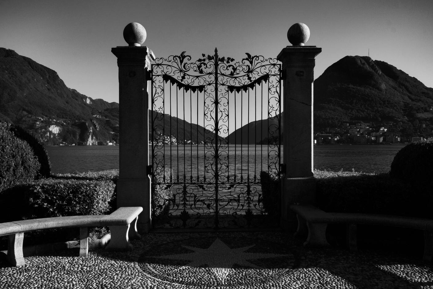 Il cancello.........................