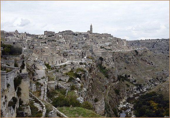 Il canyon di Matera