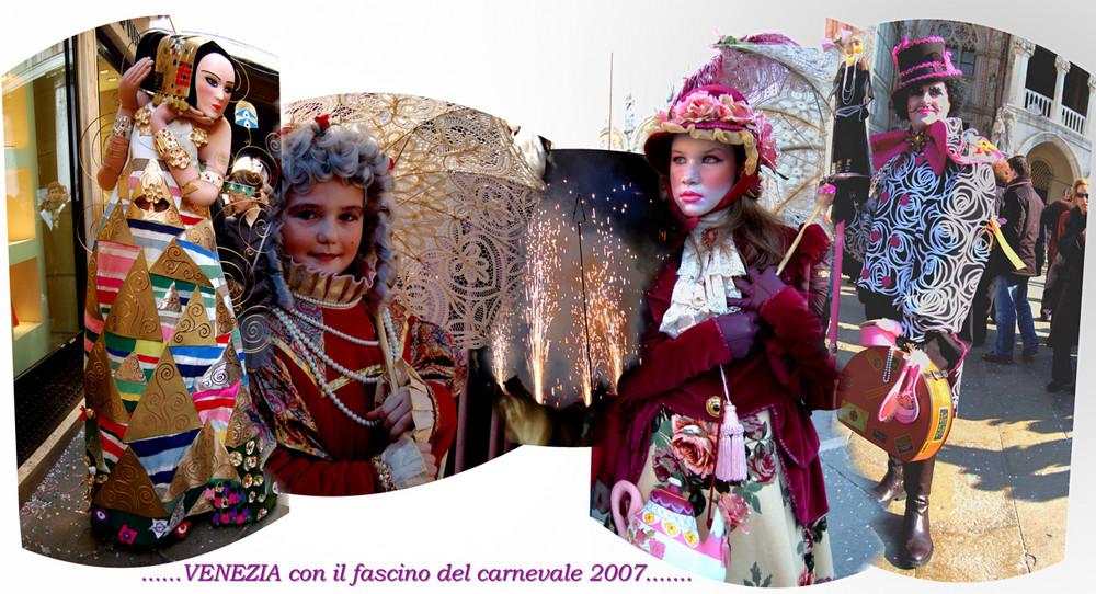 IL CARNEVALE DI VENEZIA 2007