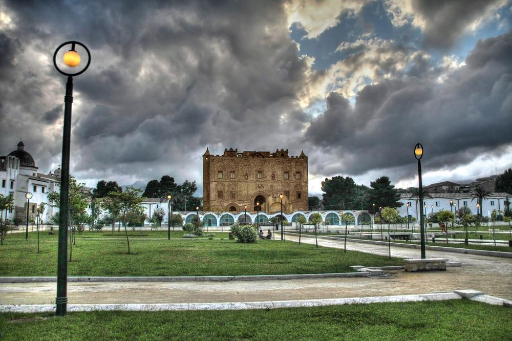 Il Castello Arabo-Normanno