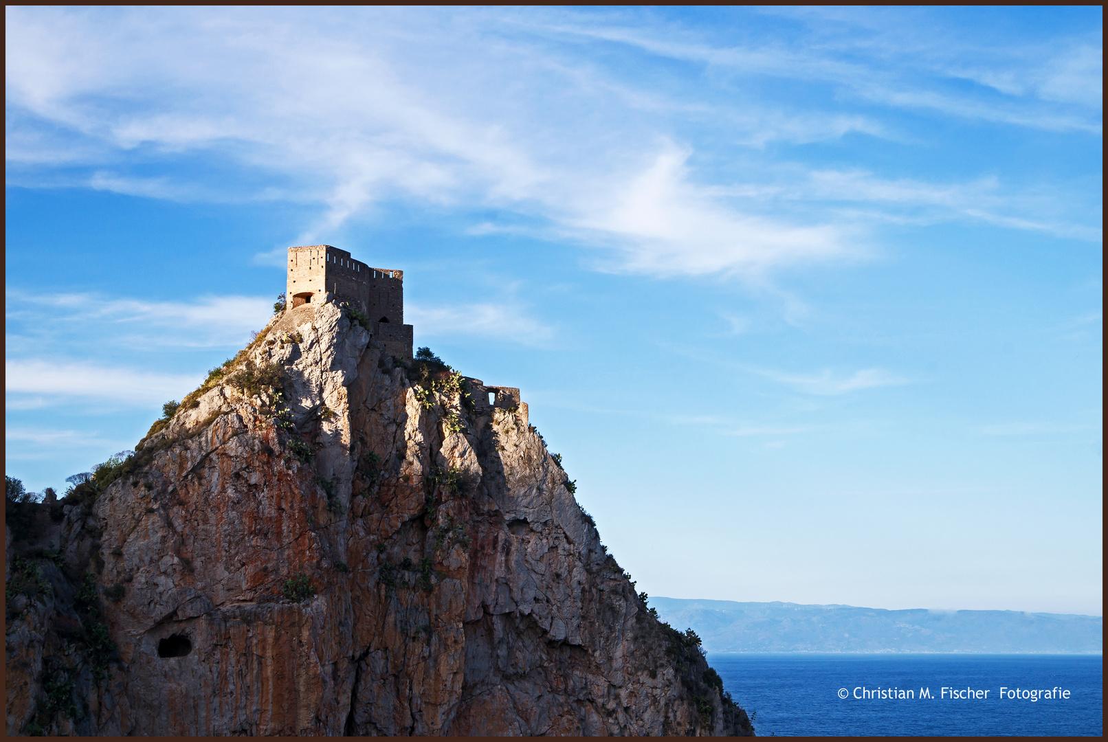 Il Castello di Capo S. Alessio