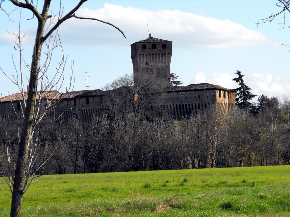 il castello di montechiarugolo