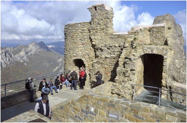 Il castello di Pietrapertosa