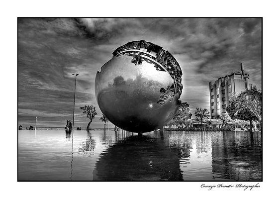 Il centro del Mondo
