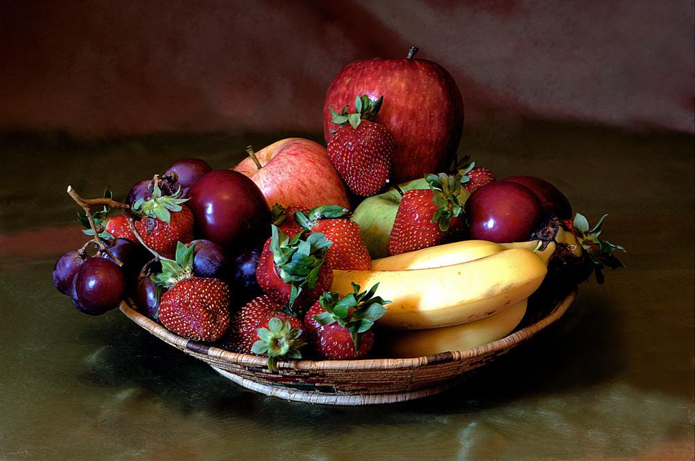 Il cesto di frutta foto immagini still life soggetti for Frutta con la o iniziale