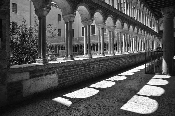 Il Chiostro - Duomo di Verona