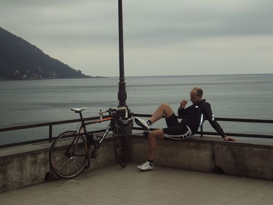 Il ciclista pensatore
