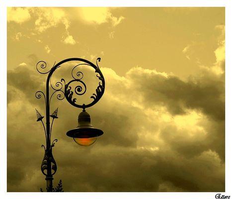 Il cielo di Merano