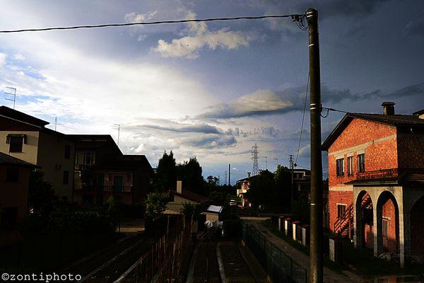 Il cielo separato-