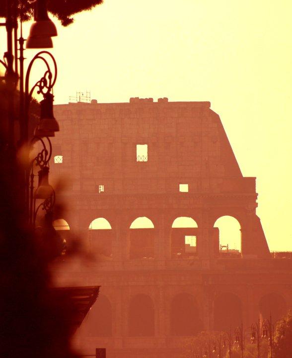 Il Coliseo Romano