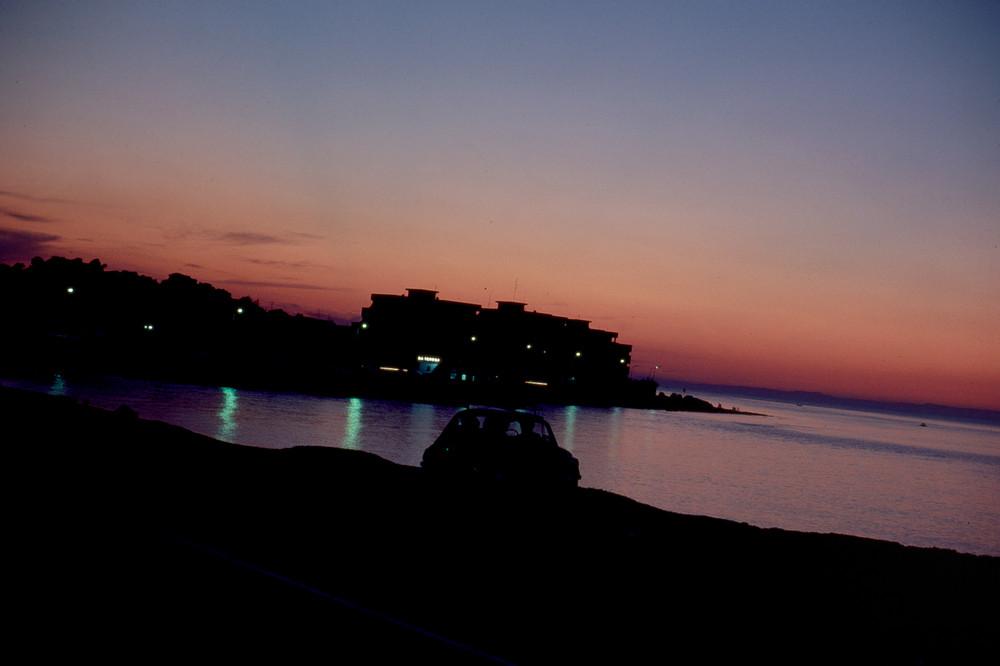 IL colore della sera....