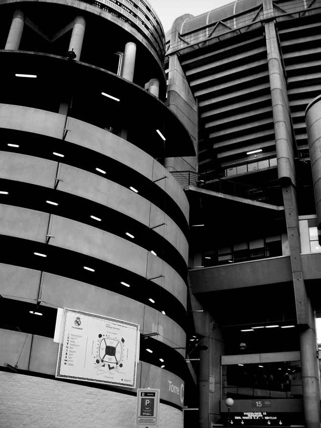 Il Colosseo di Madrid.
