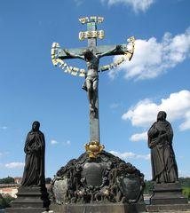 Il Cristo sul ponte di Praga