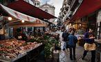 Il cuore del mercato von Carlo Pollaci