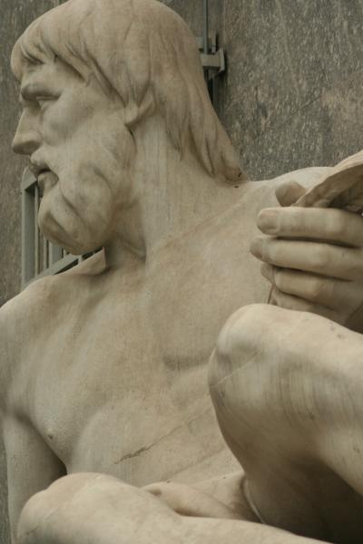 Il custode della fontana - Torino