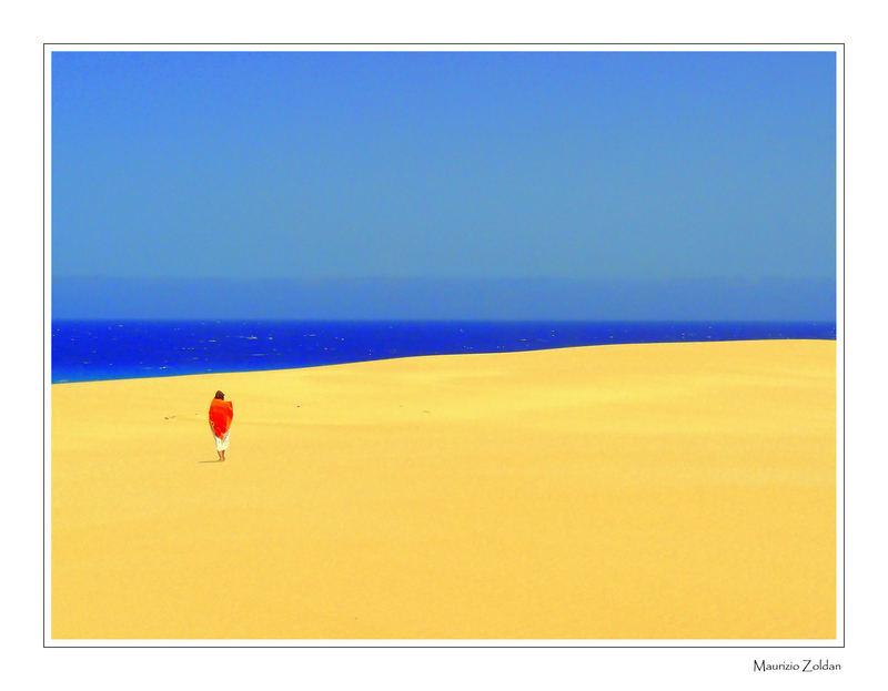 Il deserto di Corralejo