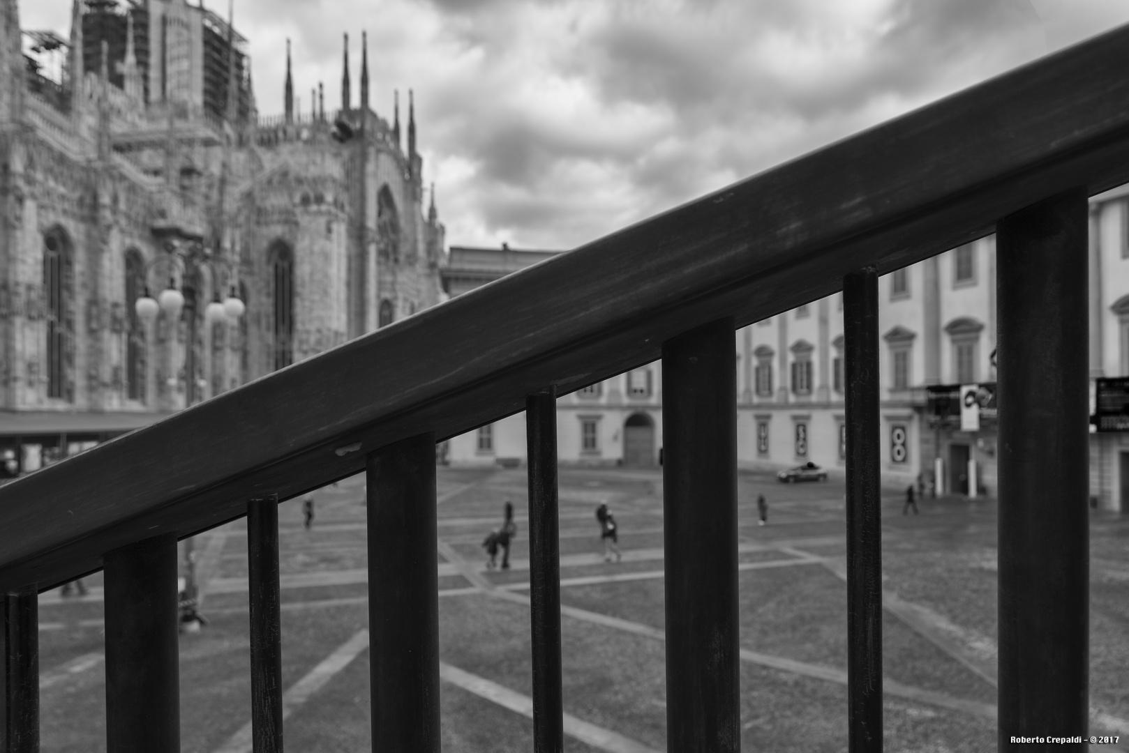 Il Duomo dall'Arengario