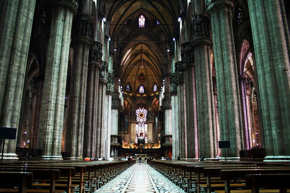 Il Duomo dei Milano