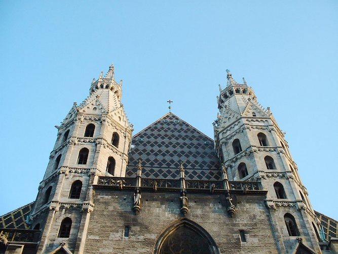 Il Duomo di Santo Stefano - Vienna