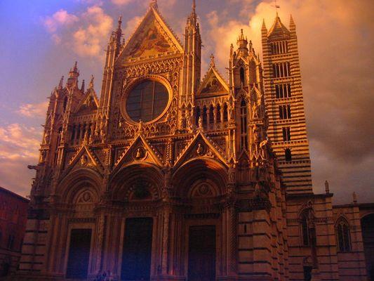 Il Duomo, Siena