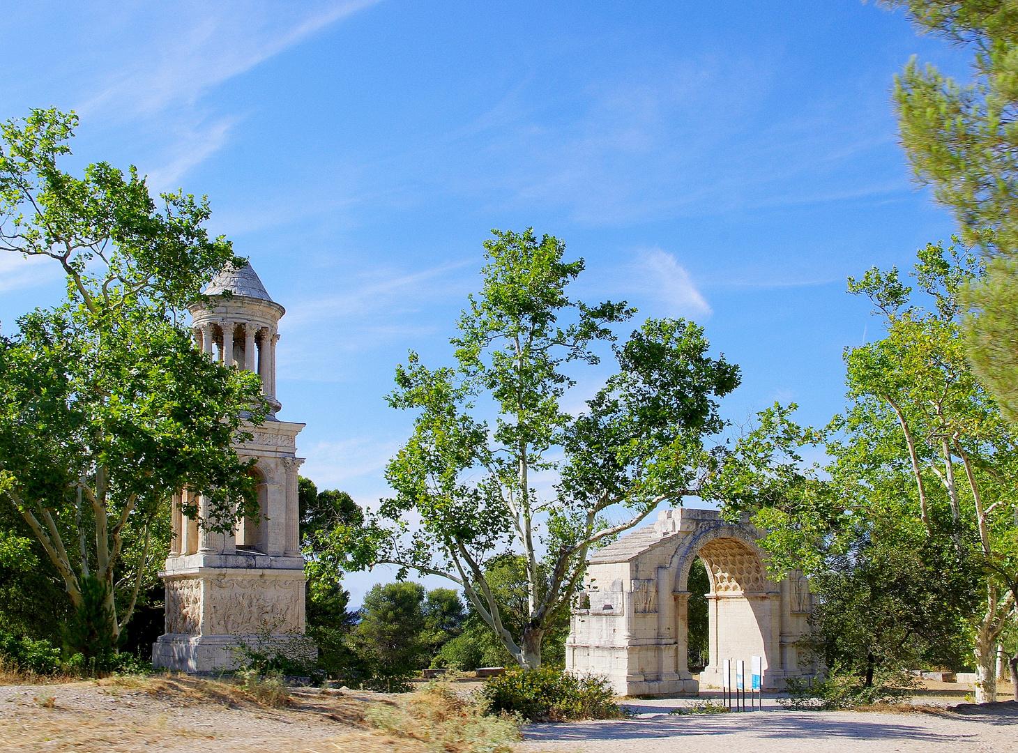 Il était une fois à St Rémy de Provence ....