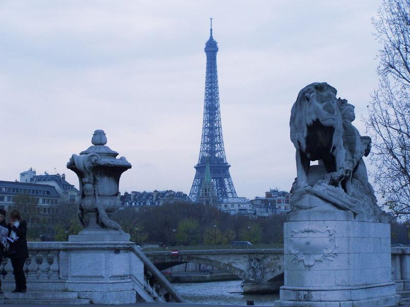 Il fait froid à Paris