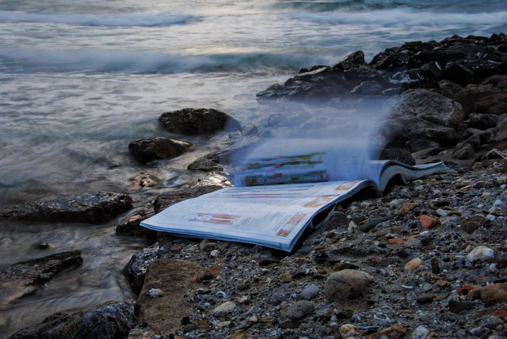 il fantasma del mare..legge.. di fornasier danila